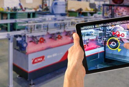 زيادة كفاءة خط الإنتاج مع مفهوم جديد للخدمات من ACMA