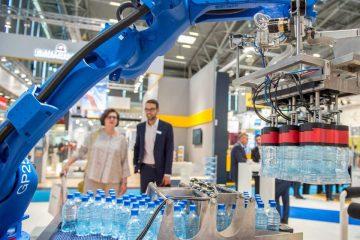 أماكن العمل الآمنة في الإنتاج ؟ لأتمتة والحلول الآلية Automation and robotic solutions