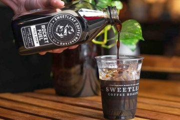 SmartCircle wash-off مواد تعبئة قابلة للغسيل لمحمصات القهوة سويت ليف Sweetleaf