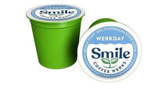 كبسولة القهوة القابلة للتحلل إلى سماد: معالجة وتغليف Smile Beverage Werks