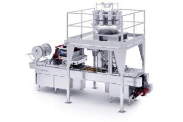 آلة التشكيل الحراري THERA: المرونة والتغيير السريع في الشكل للطعام
